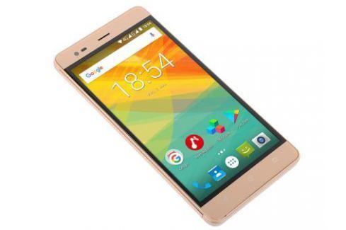 Смартфон Prestigio Grace R5 LTE (PSP5552DUOGOLD) Quad-Core (1.25)/1GB/16GB/5.5