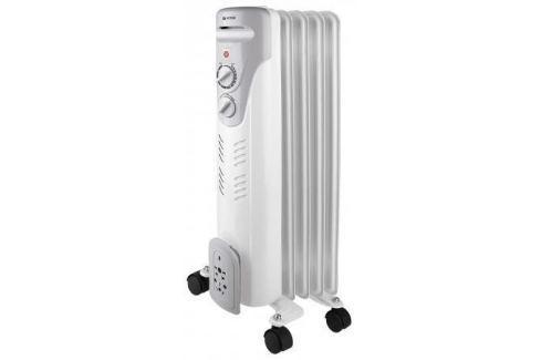 Масляный радиатор Vitek VT-1707(W) 1500 Вт белый Обогреватели