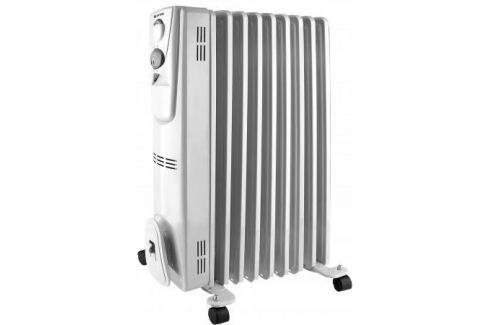 Масляный радиатор Vitek VT-2127(W) 2000 Вт белый Обогреватели