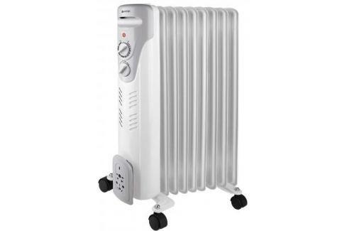 Масляный радиатор Vitek VT-1709(W) 2300 Вт белый Обогреватели