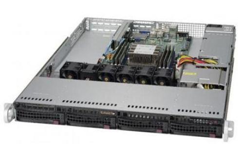 Серверная платформа SuperMicro SYS-5019P-WT Платформы