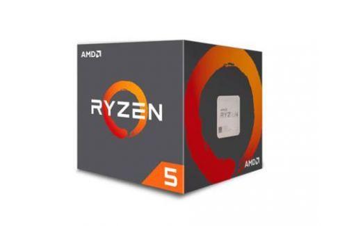 Процессор AMD Ryzen 5 2600 BOX (65W, 6C/16T, 3.9Gh(Max), 19MB(L2+L3), AM4) (YD2600BBAFBOX) Процессоры