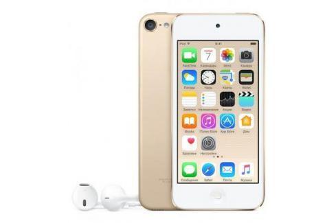 Плеер Apple iPod touch 128Gb MKWM2RU/A золотистый mp3 - плееры