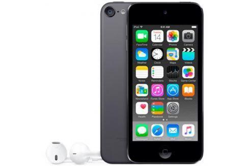Плеер Apple iPod touch 128Gb MKWU2RU/A серый mp3 - плееры