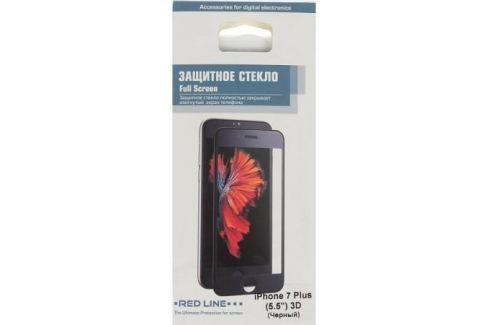 Защитное стекло 3D Red Line УТ000009794 для iPhone 7 Plus Аксессуары