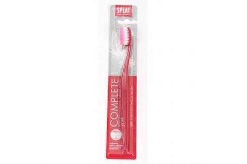 SPLAT Зубная щетка COMPLETE мягкая Уход за полостью рта