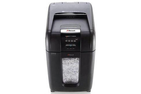 Уничтожитель бумаг Rexel Autofeed Auto+ 300M 8лст 40лтр 2104300EU Уничтожители бумаги(шредеры и садовые измельчители)