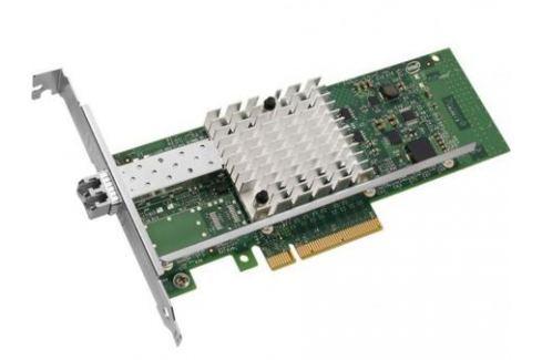 Адаптер Intel Ethernet Converged Network Adapter X520-LR1 E10G41BFLRBLK 927248 Контроллеры