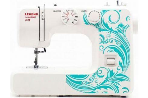 Швейная машина Janome LE25 белый Швейные машины