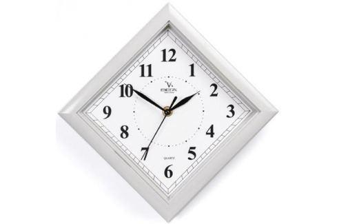 Часы настенные Вега П 3-5-51 белый Часы с радиоприемником