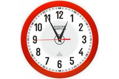 Часы настенные Вега П 1-1/7-273 Часы с радиоприемником