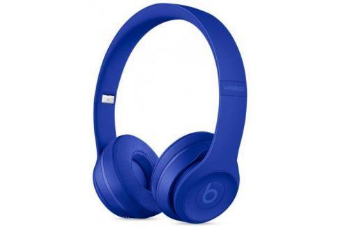 Гарнитура Apple Beats Solo3 голубой MQ392ZE/A Микрофоны и наушники