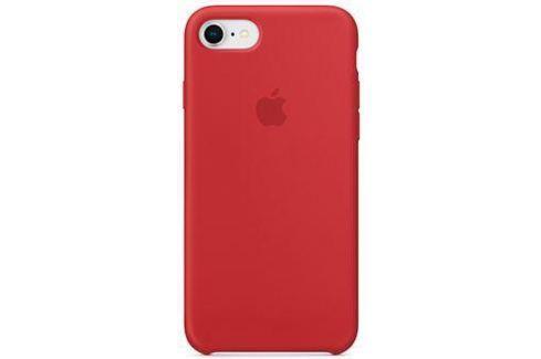 Силиконовый чехол Apple Silicone Case для iPhone 8/7, цвет (PRODUCT RED) красный Сумки