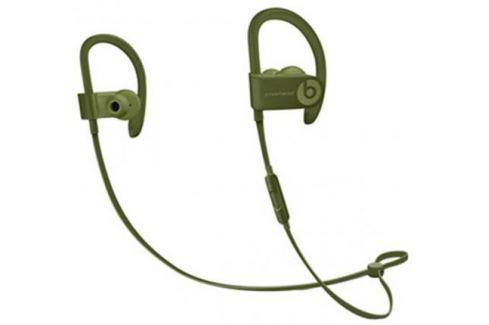 Гарнитура Apple Beats Powerbeats 3 зеленый Микрофоны и наушники