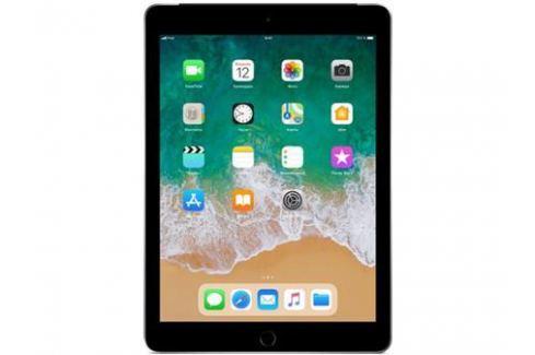 Планшет Apple iPad Wi-Fi+Cellular MR6N2RU/A 32GB 9.7'' IPS (2048x1536) Retina/A10/3G+LTE/WiFi/BТ/8.0MP/iOS11/Space Grey Планшетные ПК