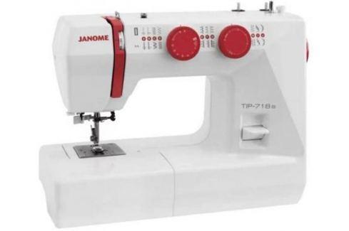 Швейная машинка Janome Tip 718s белый Швейные машины