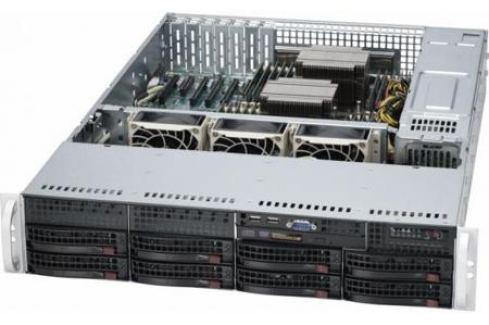 Серверная платформа SuperMicro SYS-6029P-TRT Платформы