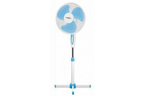 Вентилятор напольный Scarlett SC-SF111B04 45 Вт белый/голубой Вентиляторы