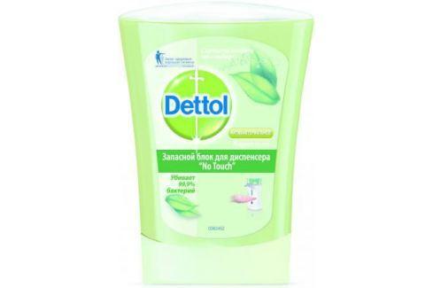 DETTOL Антибакт.жидк. мыло для рук с ароматом Зеленого чая и имбиря запасной блок для диспенсера No Средства гигиены