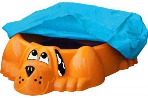 Бассейн - Собачка с покрытием (оранжевый) Товары для плавания