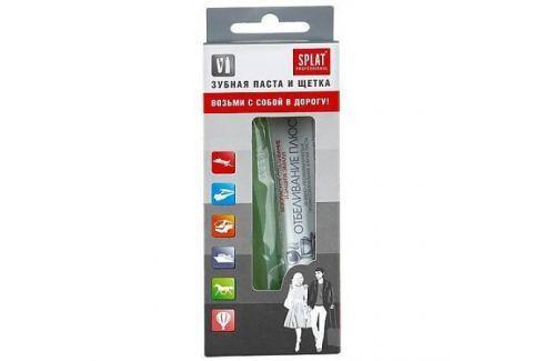 SPLAT Набор Дорожный Зубная паста Отбеливание 40мл Зубная щетка Уход за полостью рта