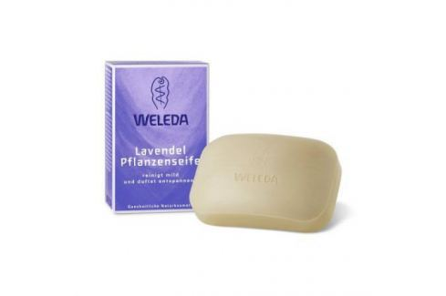 WELEDA Лавандовое растительное мыло 100г Средства гигиены