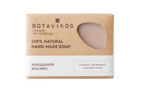 Botavikos Натуральное мыло ручной работы Макадамия, жасмин 100 гр Средства гигиены