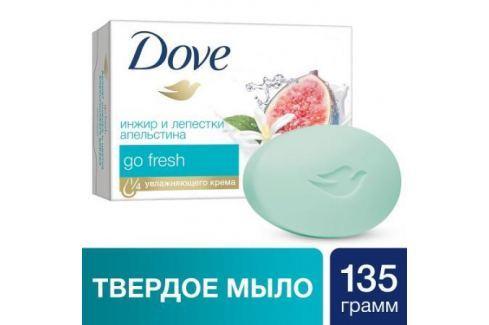 DOVE Крем-мыло Инжир и лепестки апельсина 135гр Средства гигиены