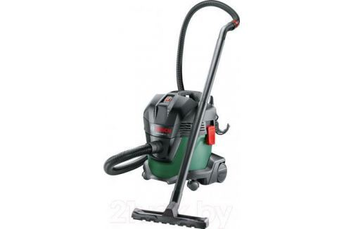 Пылесос Bosch UniversalVac15 с мешком сухая уборка 1000Вт зеленый/черный Пылесосы