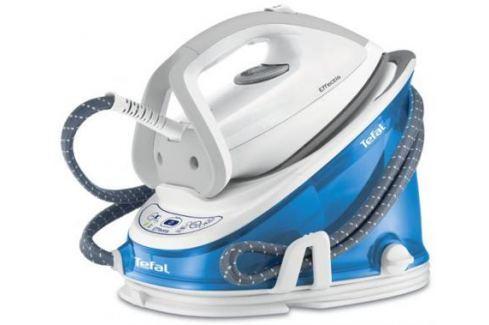 Утюг Tefal GV6732E0 2200Вт белый синий Утюги