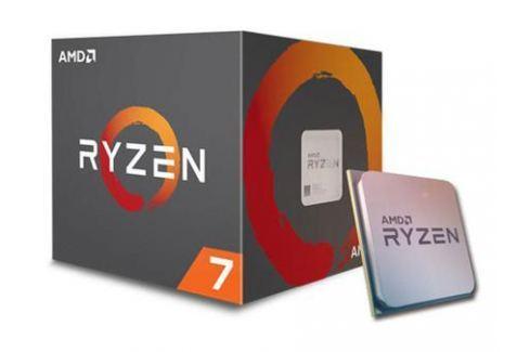Процессор AMD Ryzen 7 2700 BOX (65W, 8C/16T, 4.1Gh(Max), 20MB(L2+L3), AM4) (YD2700BBAFBOX) Процессоры