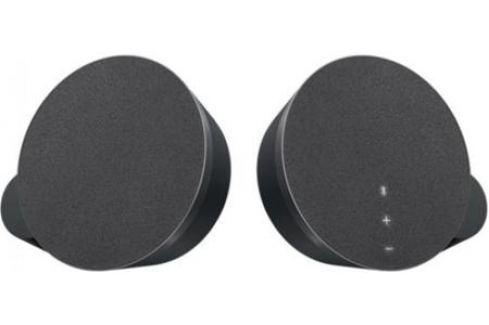 Портативная акустика Logitech MX Sound Premium Bluetooth Speakers черный 980-001283 Акустические системы