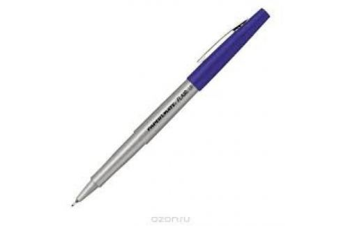 Роллер FLAIR UF, металлич. корпус, с колпачком, быстросохнущие чернила, синий 0,8 мм Аксессуары