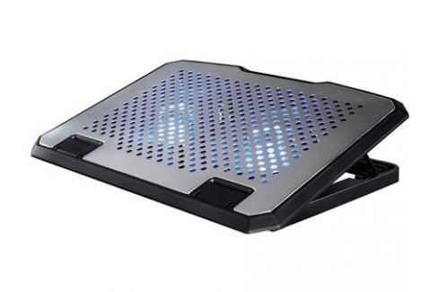 Подставка для ноутбука Hama H-53064 охлаждающая серебристый Аксессуары