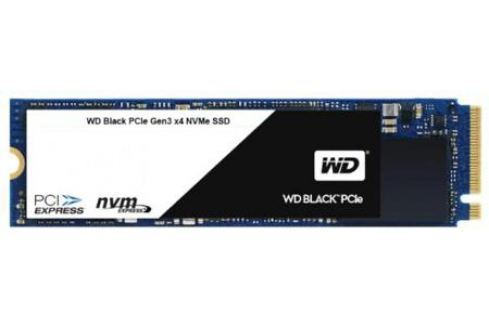 Твердотельный накопитель SSD M.2 256Gb Western Digital Black Read 2050Mb/s Write 700Mb/s PCI-E WDS25 Жесткие диски