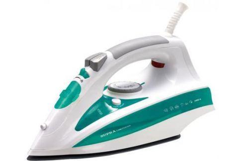 Утюг Supra IS-2406 2400Вт белый зеленый Утюги