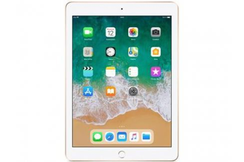 Планшет Apple iPad Wi-Fi MRJN2RU/A 32GB 9.7'' IPS (2048x1536) Retina/A10/WiFi/BТ/8.0MP/iOS11/Gold Планшетные ПК