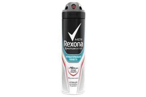 REXONA Антиперспирант аэрозоль мужской Антибактериальная свежесть 150мл Средства гигиены