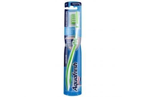 AQUAFRESH зубная щетка Инбитвин средняя Уход за полостью рта