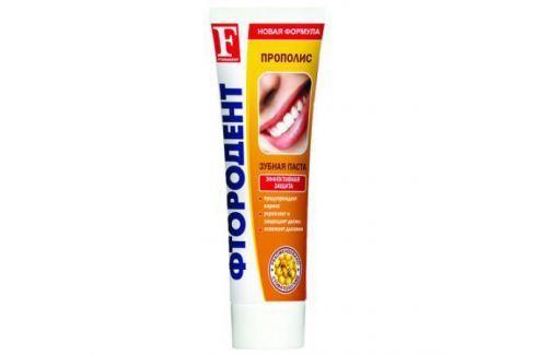 Зубная паста Фтородент Прополис 125 мл Уход за полостью рта
