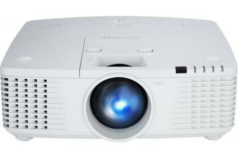 Проектор Viewsonic Pro9530HDL DLP 1920x1080 5200ANSI Lm 6000:1 VGA DVI HDMI USB RS-232 белый VS16507 Проекторы