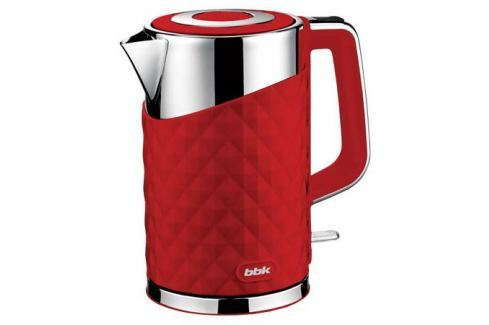 Чайник BBK EK1750P, 2200Вт, 1.7л, красный Чайники(электро)