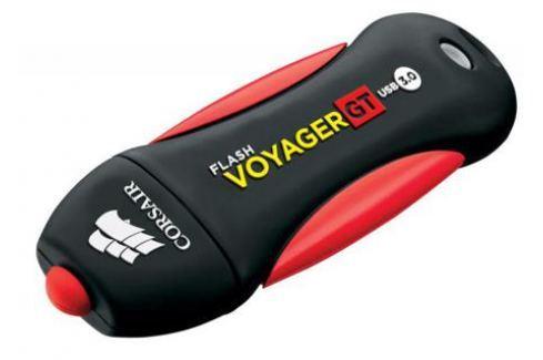 Флешка USB 256Gb Corsair Voyager GT CMFVYGT3B-256GB черно-красный Флешки