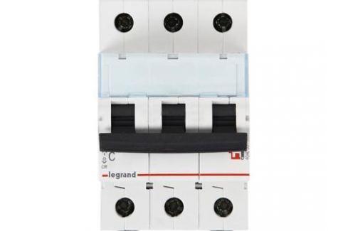 Автоматический выключатель Legrand DX3-E 6000 6кА тип C 3П 13А 407290 Вольтметры, Автоматические выключатели, УЗО