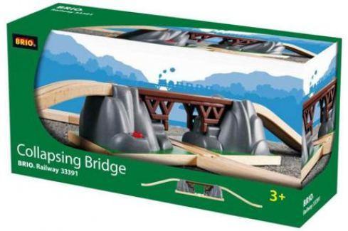 Падающий ж/д мост Brio 33757 Игрушки