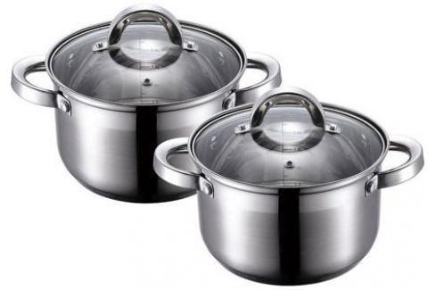 Набор кастрюль Wellberg WB-22480 4 предмета Наборы посуды