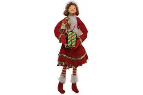 Украшение- подвеска декоративная ЭЛЬФ новогодний, 27 см, 1 цв. Аксессуары