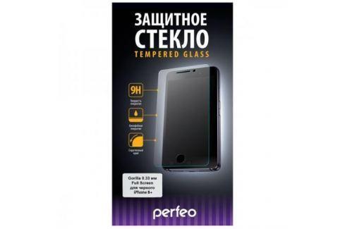 Защитное стекло прозрачная Perfeo PF_5327 для iPhone 8 Plus 0.33 мм Аксессуары