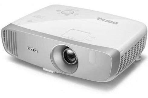Проектор BenQ W1120 DLP 1920x1080 2200 ANSI Lm 15000:1 VGA HDMI USB RS-232 9H.JHD77.17E Проекторы