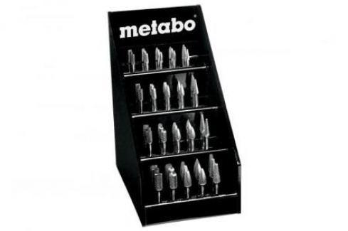 Фреза Metaboпо металлу 40шт 628405000 Расходные материалы для инструмента
